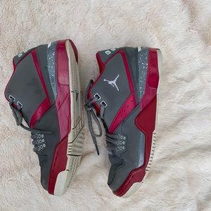 Nike Air Jordan Girl's shoes, 6Y